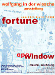 fortune open window,  ww 3/99